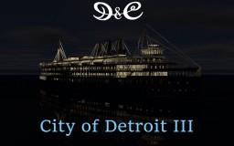 SS City of Detroit III ~ 4:1 ~ Download