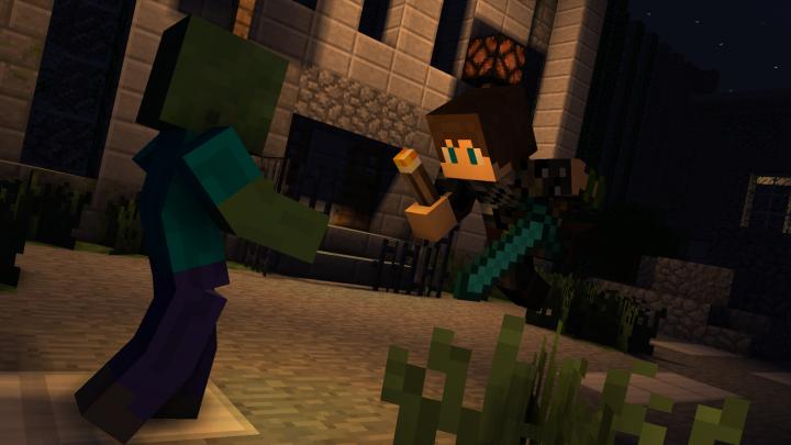 Minecraft Left2Die :: Zombie Apocalypse