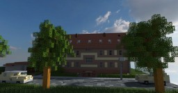 Old East German Apartment Building by HerrDuplo Minecraft Map & Project