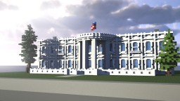 White House II | A Project on AMC Minecraft Map & Project