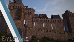 [survival]Eylstone Castle Minecraft Map & Project