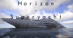 Horizon - Superyacht Minecraft Project