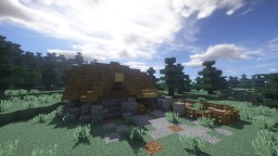 Medieval House + DOWNLOAD Minecraft Project