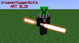 Darth Creeper's Art Blog Minecraft Blog Post
