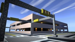 Multi-level parking lot (Pocket Edition) Minecraft Map & Project