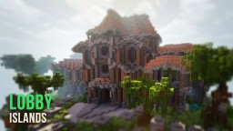 Islands Lobby [+ DOWNLOAD] Minecraft Map & Project