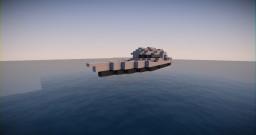 Modern Yacht Minecraft Project