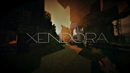 Xendora Minecraft Map & Project