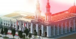 Catedral de Santiago de Chile (Town Square)