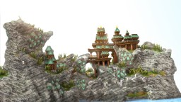Ruarden Fortress Minecraft Project