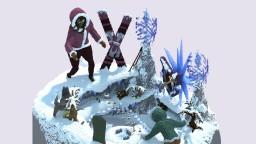 Realm of Lothiredon » New Spleef Hub! Minecraft