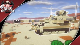 Modern Warfare M109A7 Paladin | Self-Propelled Artillery (Tutorial + Download) Minecraft Map & Project