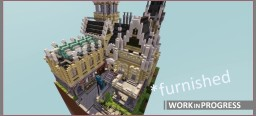 Minecraft Academy [ fully furnished ] Minecraft Project