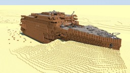 RMS Titanic - Wreck Minecraft Project