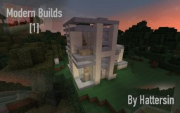 Modern Build [1] Minecraft Map & Project