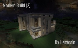 Modern Build [2] Minecraft Map & Project