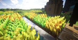 Oak Shadows Minecraft Texture Pack
