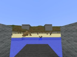 Omaha Beach Minecraft Project