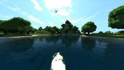 Paradisiac Island Minecraft Project