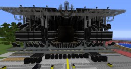 Ultra Music Festival 2017 Mainstage Minecraft Project