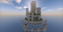 Seven Towers of Sin Minecraft Map & Project