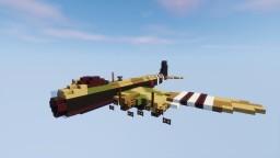 Short Stirling RAF 1,5:1 Minecraft