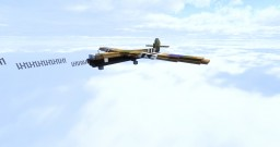 Airspeed AS.51 Horsa Minecraft Project