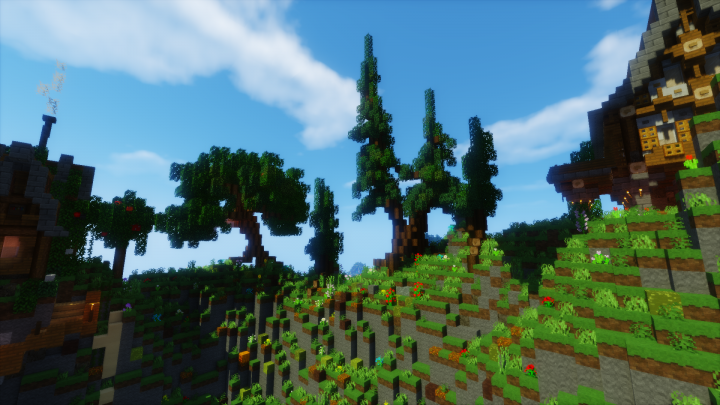 The Betterleaves with Shader