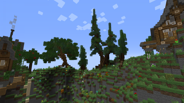 The Better Leaves without shader