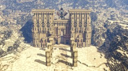Legends of Valeros - Dustbowl Minecraft Project