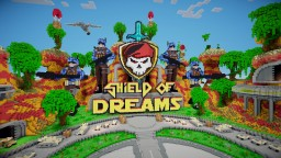 Shield of Dreams Prison Lobby Minecraft Map & Project