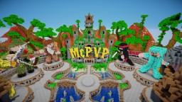 MCPVP - PVP Lobby Minecraft Map & Project