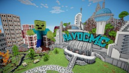 HavocMC 1.0 Adventure Lobby Minecraft Map & Project