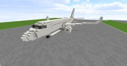 Embraer 190 Minecraft Map & Project