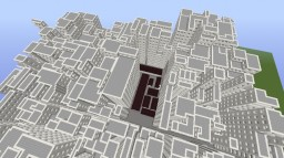 Kowloon Walled City Minecraft Project