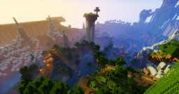 Super Flat Fantasy V.2 Minecraft Project