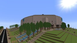 Large stadium - VeroDale Minecraft Project Minecraft Map & Project