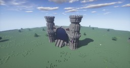 Nether Portal Minecraft Map & Project