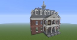 The Walking Dead Hilltop Minecraft Project