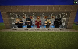 Marvel Mission 2 Minecraft Texture Pack
