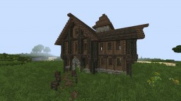 Imperial Medieval House Minecraft Project