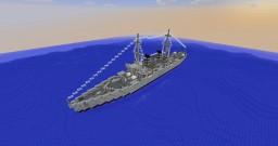 Vittorio Veneto (HMS Prince Charles) Minecraft Map & Project