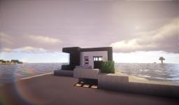 Beach modern house