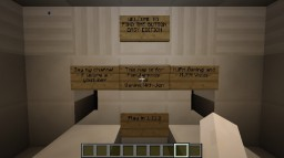Find The Random Button Minecraft Project