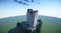 Modern building Minecraft Map & Project