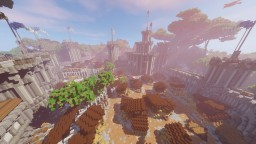 JUNGLE FACTION SPAWN [DOWNLOAD] Minecraft Project