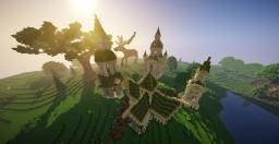 Elvish village Minecraft Project