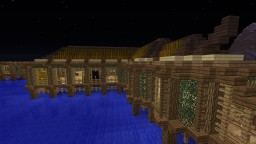 The Stilts Minecraft Map & Project