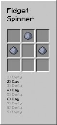 Fidget Spinners - POPREEL!!! Minecraft Mod