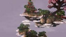 A Japanese Dream Minecraft Project